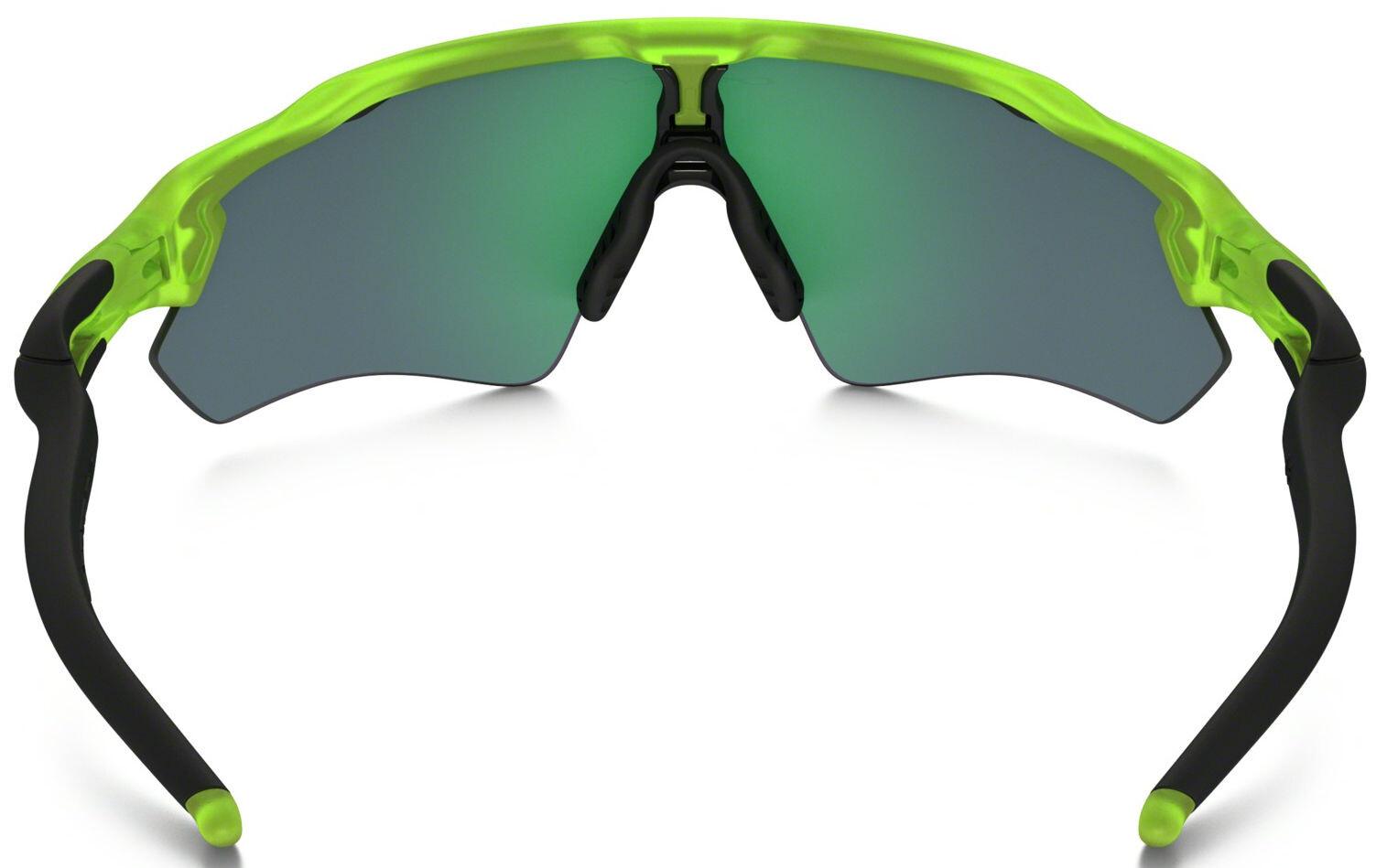 493b64bc1b4c usa oakley radar ev xs path bike glasses green black 566bd 5cd49